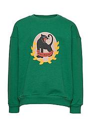 Badge SP sweatshirt - GREEN