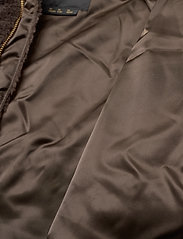 Mini Rodini - Faux fur parka - faux fur - brown - 6
