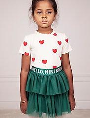Mini Rodini - Tulle skirt - spódnice - green - 0