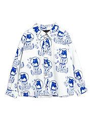 Lajka woven shirt - OFFWHITE