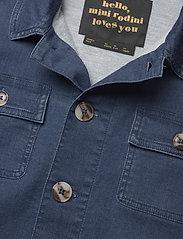 Mini Rodini - Denim strawberry safari jacket - spijkerjassen - blue - 2