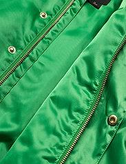 Mini Rodini - Panther baseball jacket - bomberjacks - green - 7