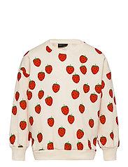 Strawberry aop sweatshirt - OFFWHITE