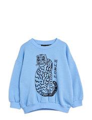 Tiger sp sweatshirt - BLUE