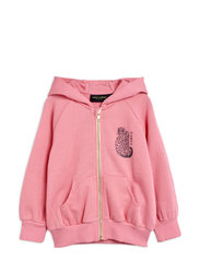 Tiger sp zip hoodie - PINK