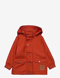 Pico jacket - jackets - red