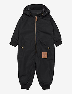 Pico baby overall - shell clothing - black