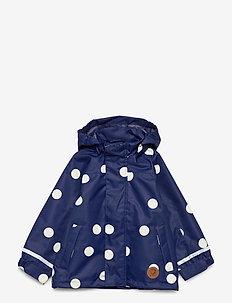 Edelweiss Jacket - shell jacket - navy