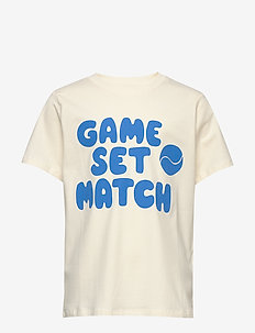 Game sp tee - kortærmede - blue
