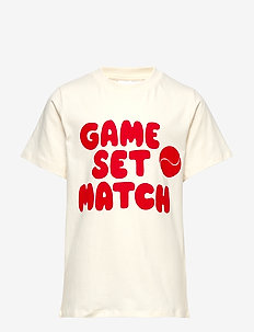 Game sp tee - short-sleeved - red
