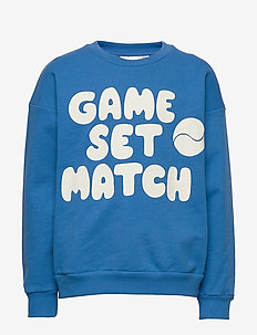 Game sp sweatshirt - sweatshirts - blue