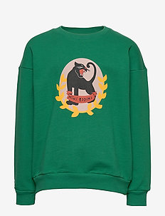 Badge SP sweatshirt - sweatshirts - green