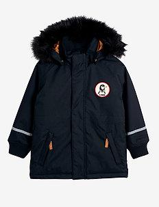 K2 parka - parkas - black