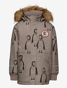 K2 penguin parka - schneejacke - grey