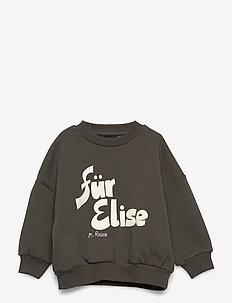 Für Elise sp sweatshirt - sweatshirts - grey