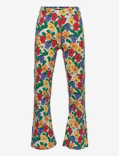 Violas flared trousers - spodnie - multi