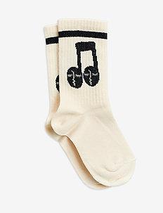 Notes socks - strümpfe - offwhite