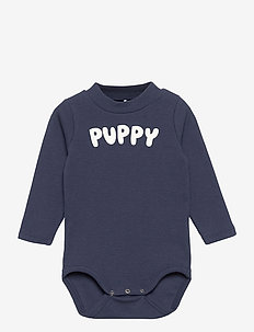 Puppy sp ls body - long-sleeved - navy