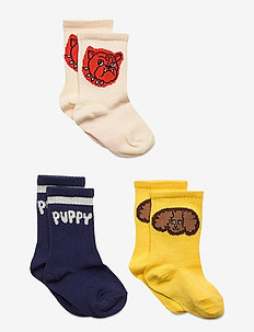 3-pack socks - skarpetki - multi