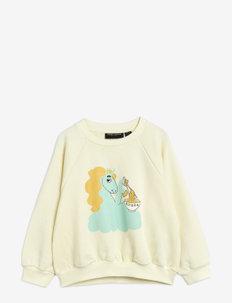 Unicorn noodles sp sweatshirt - sweatshirts - offwhite
