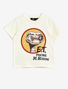 E.T. sp tee - t-shirts - offwhite