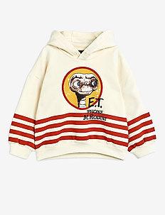 E.T. hoodie - hættetrøjer - white
