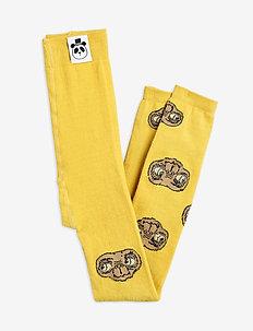E.T. tights - tights - yellow