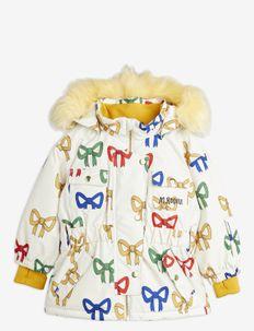 Soft ski jacket - winter jacket - offwhite