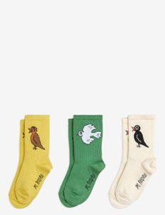 Birdswatching socks 3-pack - skarpety & rajstopy - multi