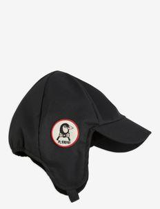 Alaska cap - winter hats - black
