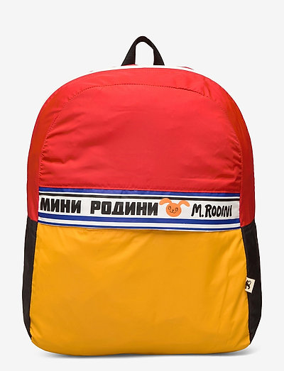 Moscow lightweight backpack - rygsække - yellow