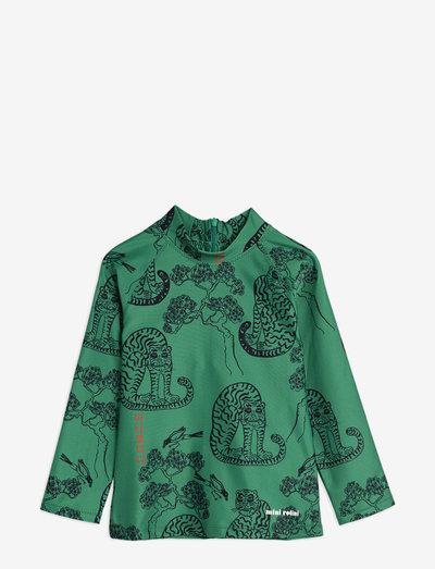 Tigers uv top - uv-clothing - green