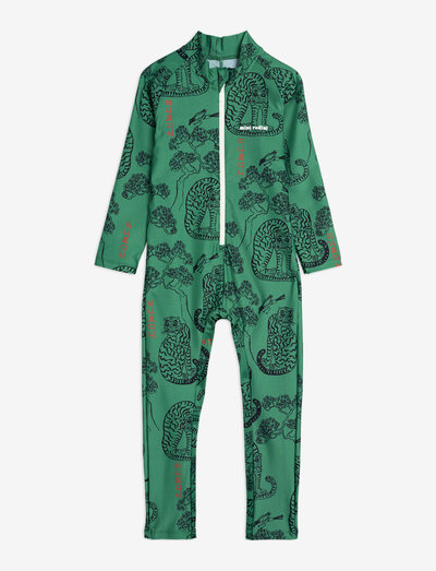 Tigers uv suit - uv-zwempak - green