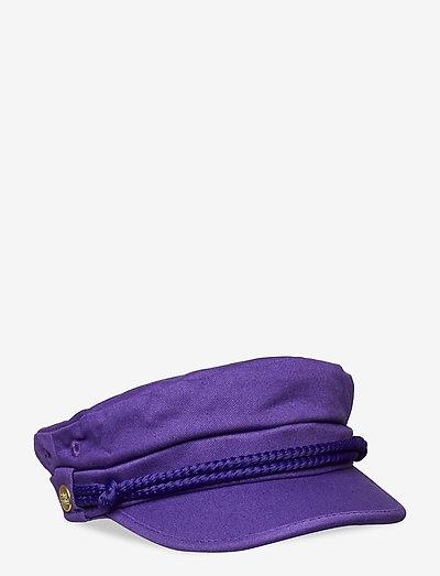 Skipper hat - huer & kasketter - purple