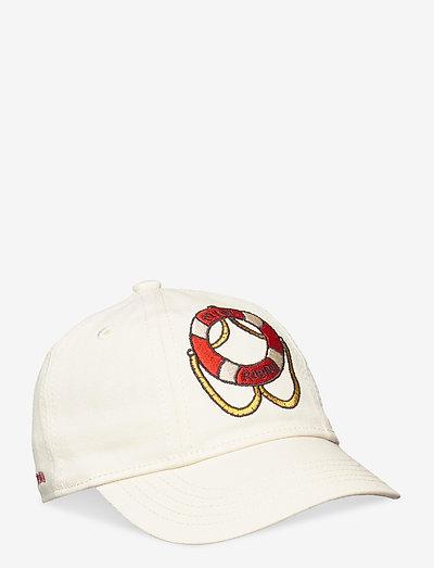 Float soft cap - huer & kasketter - offwhite
