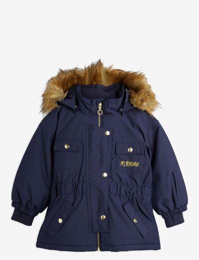 Soft ski jacket - vinterjakke - navy