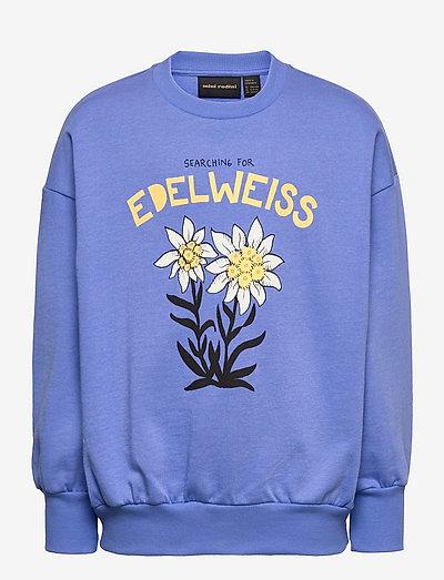 Edelweiss sp sweatshirt - sweatshirts - blue