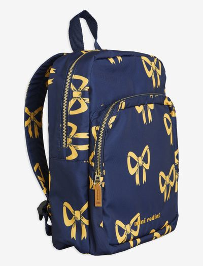 Bow backpack - rucksäcke - navy