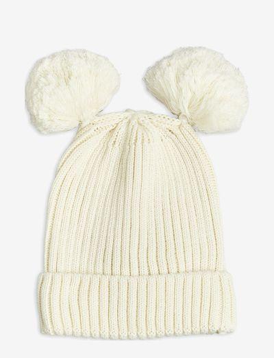Ear hat - muts - offwhite