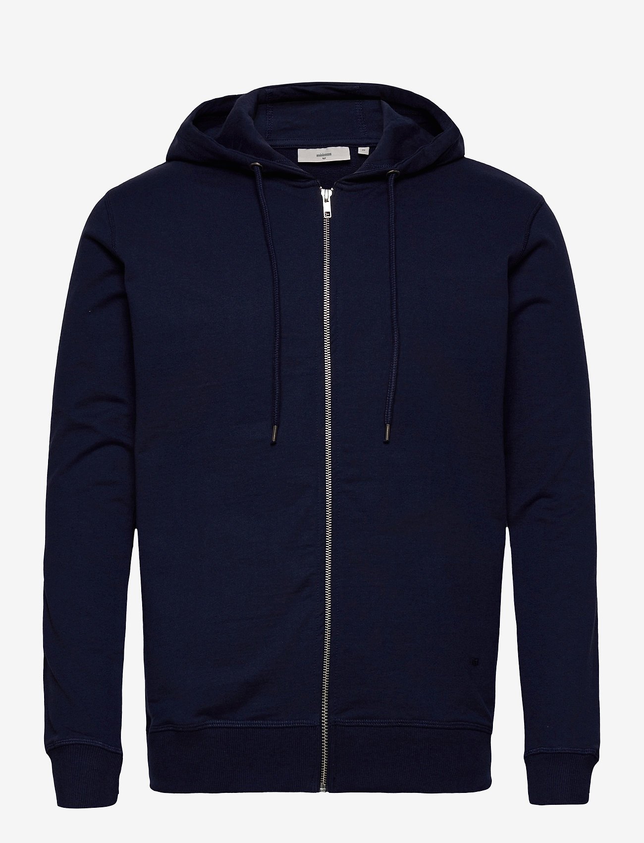Minimum - ville - hoodies - dark saphire - 0