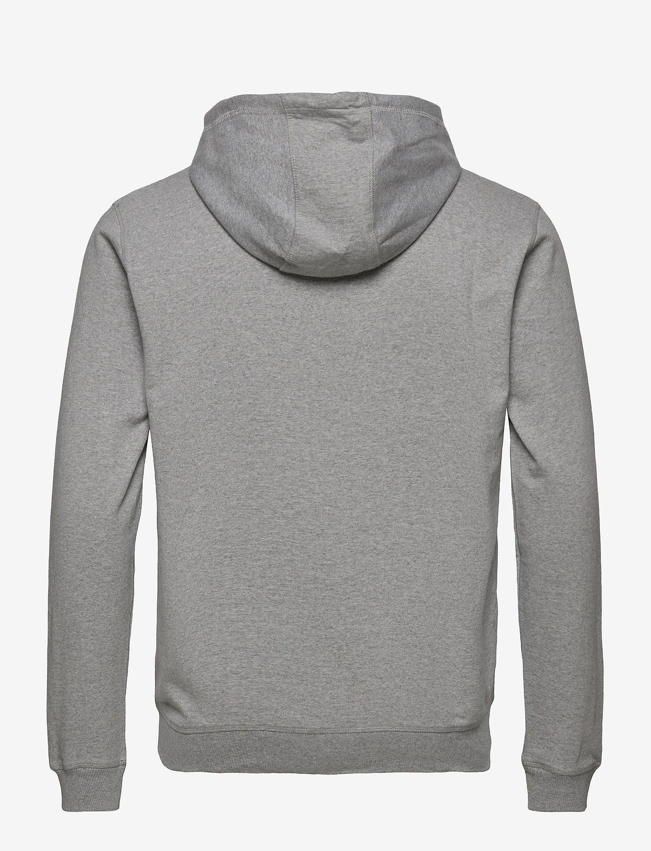 Minimum ville - Sweatshirts LIGHT GREY MELANGE - Menn Klær