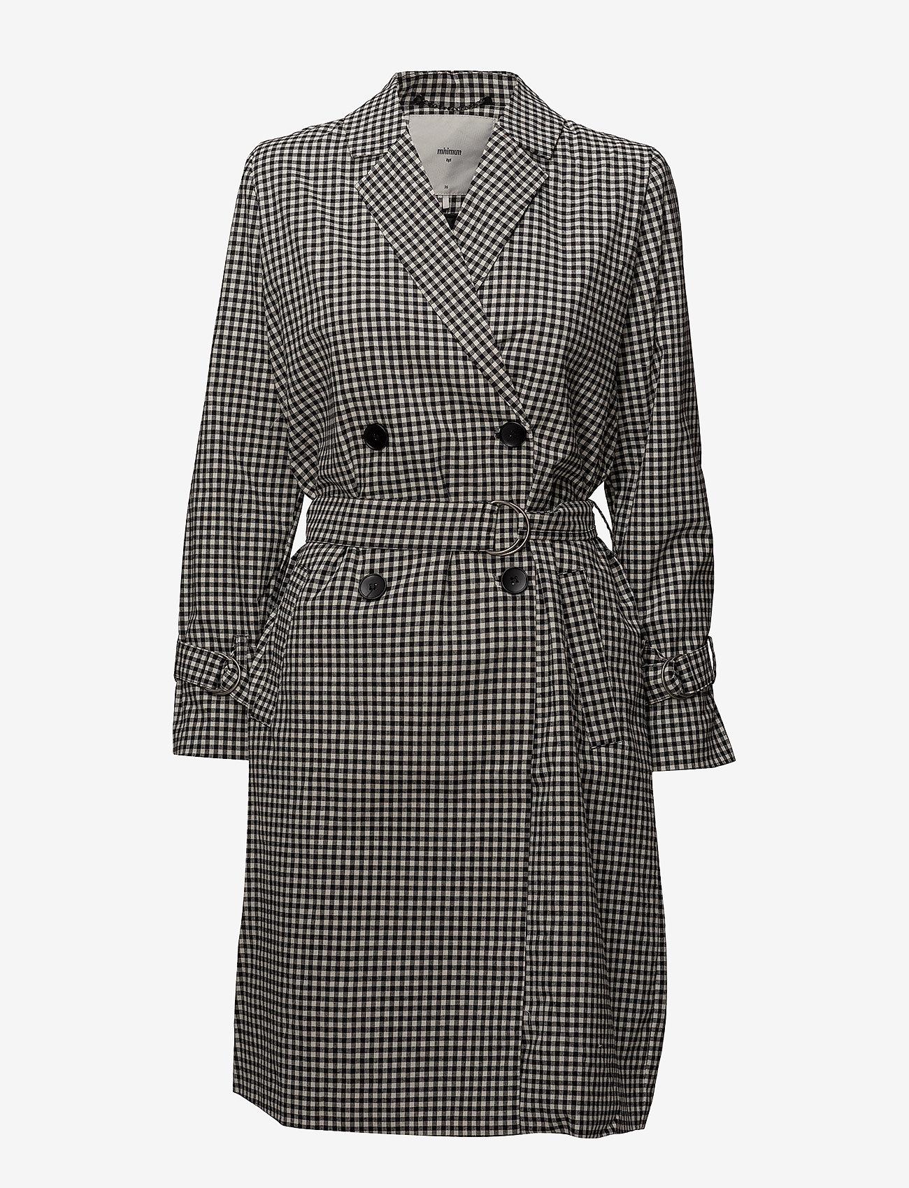 Minimum - Zophie - cienkie płaszcze - black - 0