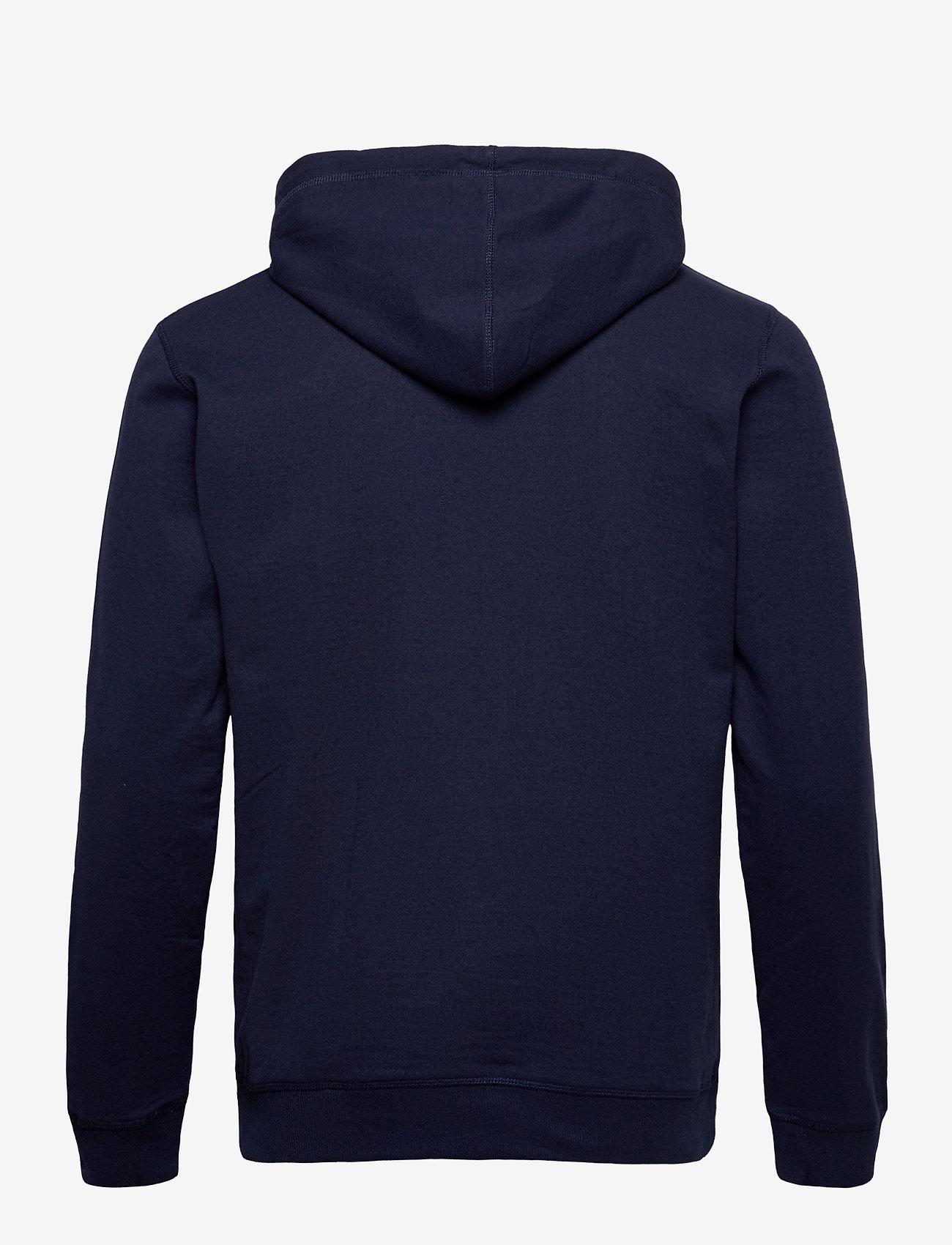 Minimum storms - Sweatshirts DARK SAPHIRE - Menn Klær