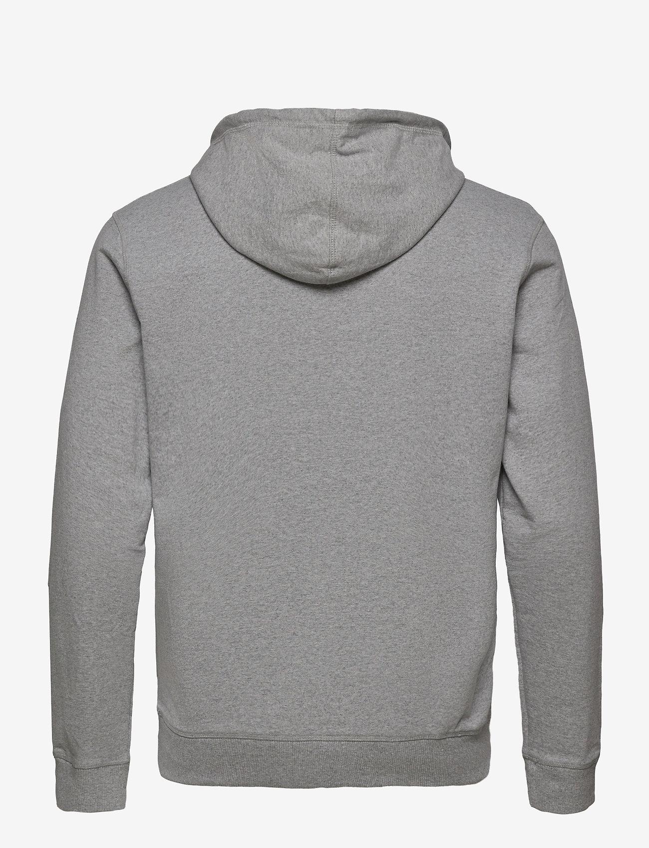 Minimum storms - Sweatshirts LIGHT GREY MELANGE - Menn Klær
