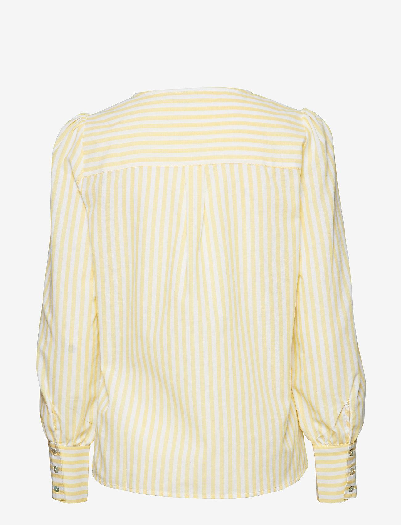 Minimum hugine - Bluzki & Koszule LEMON DROP - Kobiety Odzież.