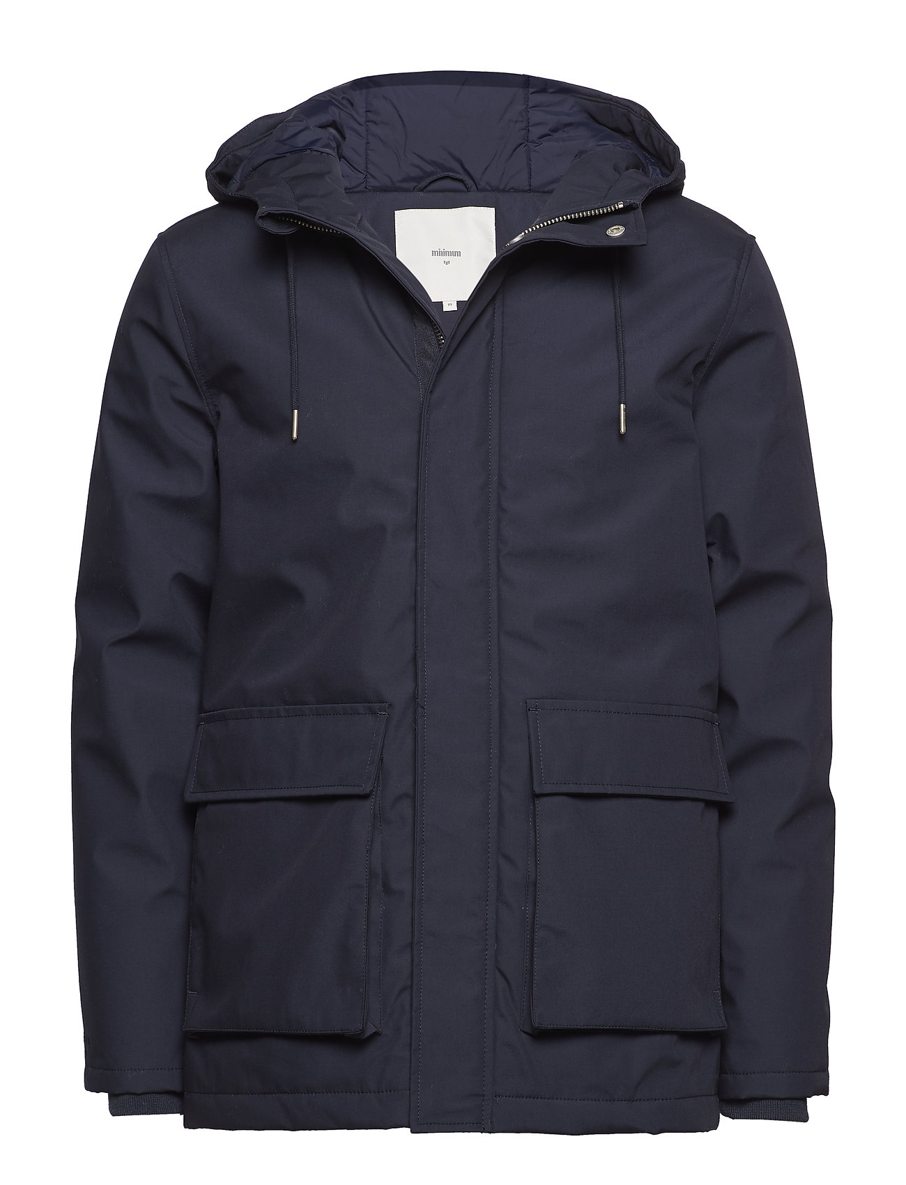 MINIMUM Carlow 3.0 Parka Jacke Blau MINIMUM