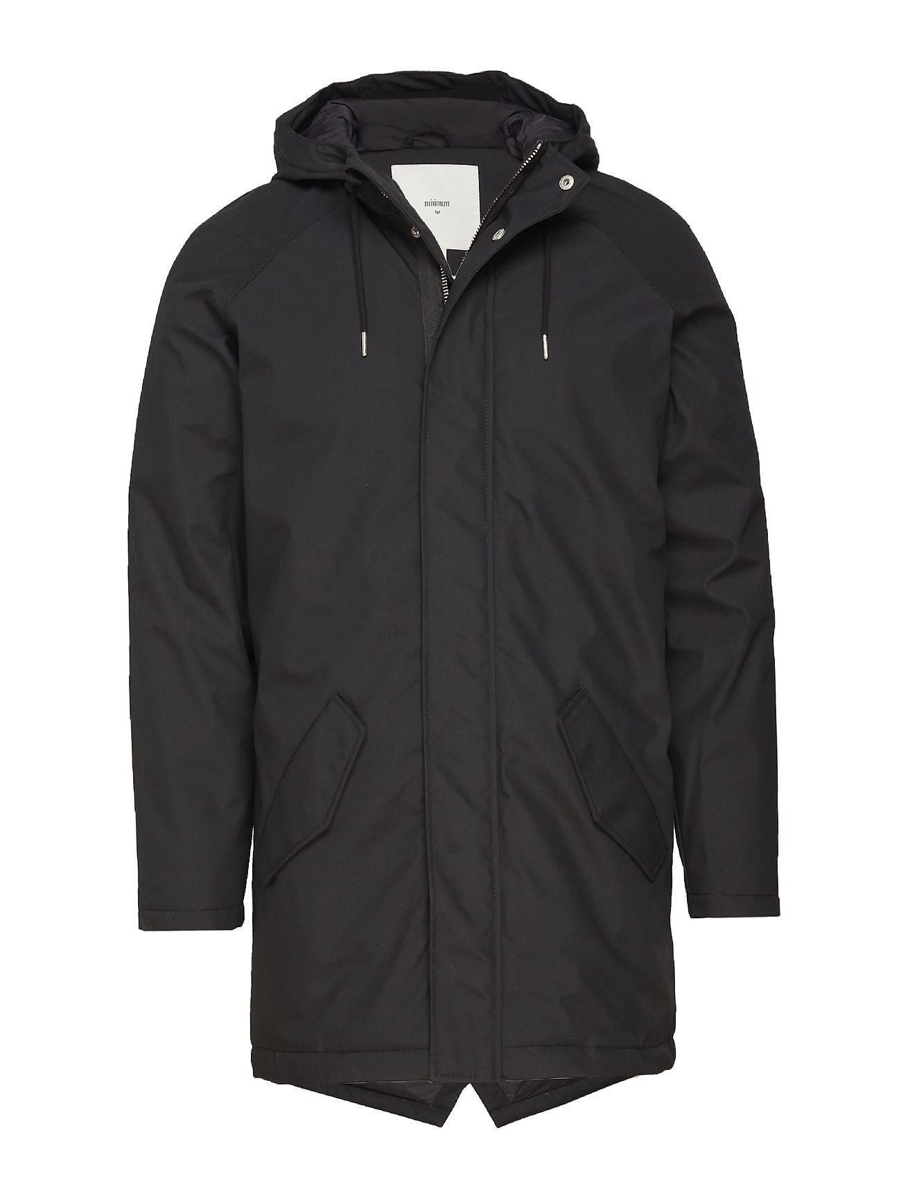MINIMUM Wexford 3.0 Parka Jacke Schwarz MINIMUM