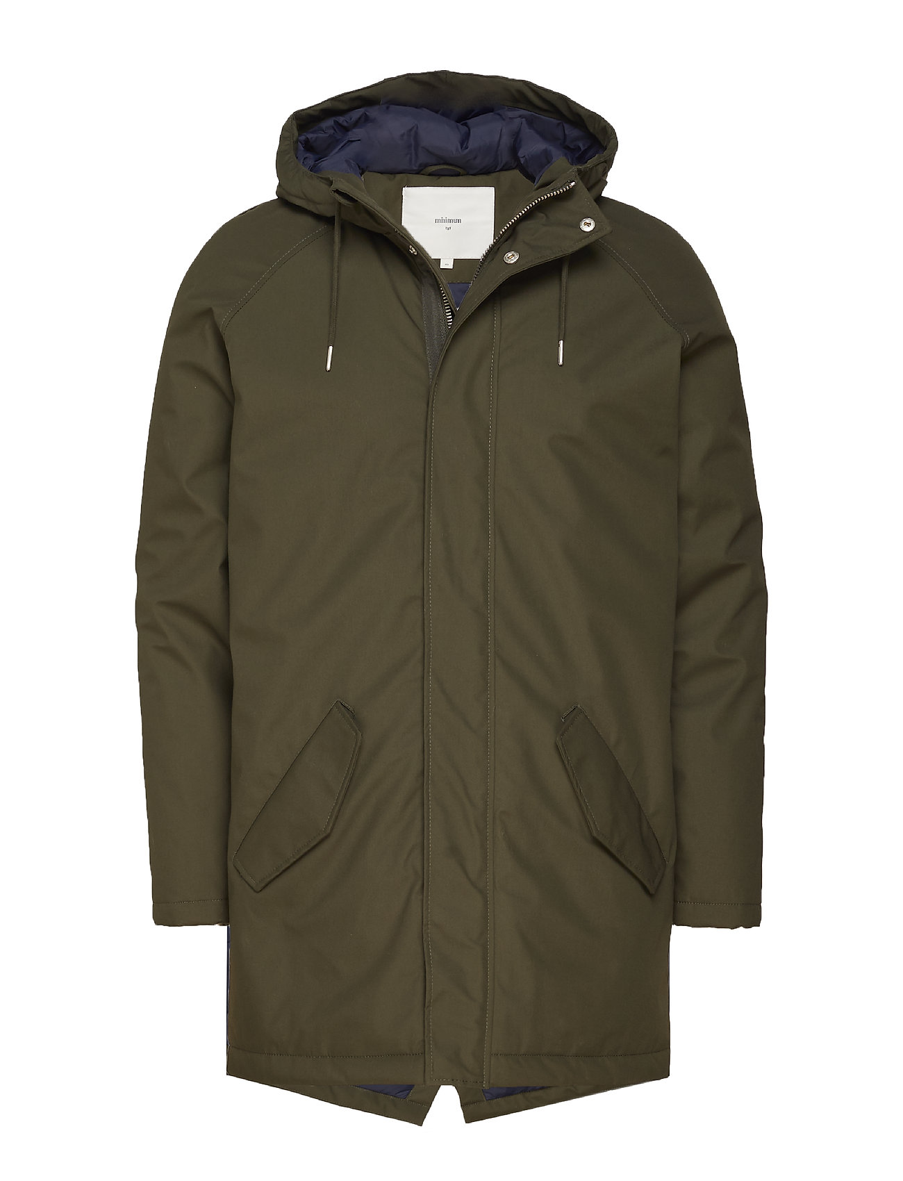 MINIMUM Wexford 3.0 Parka Jacke Grün MINIMUM