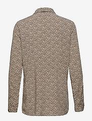 Minimum - Cresta - blouses à manches longues - navy blazer - 1