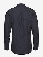 Minimum - mario - chemises business - dark navy mel - 1